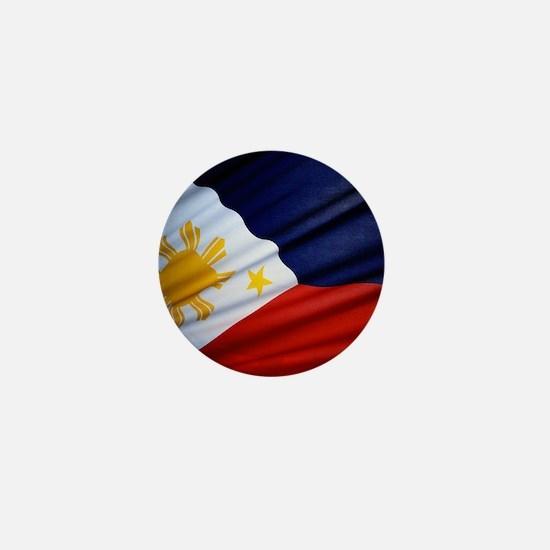 Filipino Pride Mini Button