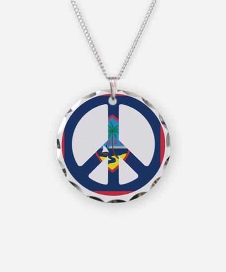 Guam Peace Necklace