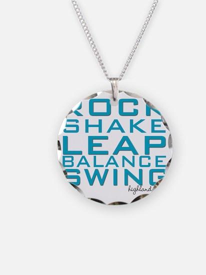Shake and Rock Highland Babe Necklace