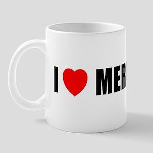 I Love Merida, Spain Mug