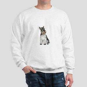 Schnauzer (11C) Sweatshirt