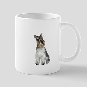 Schnauzer (11C) Mug