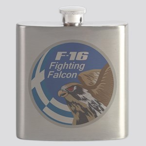 F-16 Fighting Falcon - Greece #2 Flask