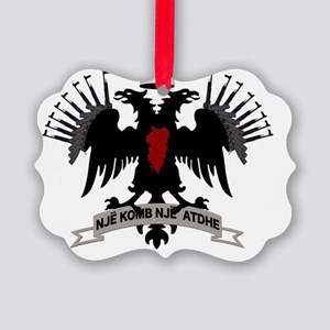 Shqiponja  Picture Ornament