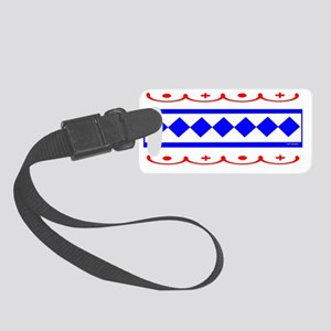 CHOCTAW INDIAN Small Luggage Tag