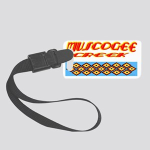 MUSCOGEE CREEK Small Luggage Tag