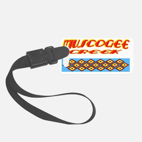 MUSCOGEE CREEK Luggage Tag