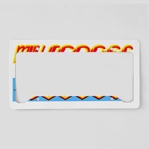 MUSCOGEE CREEK License Plate Holder