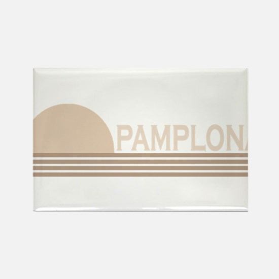 Pamplona, Spain Rectangle Magnet