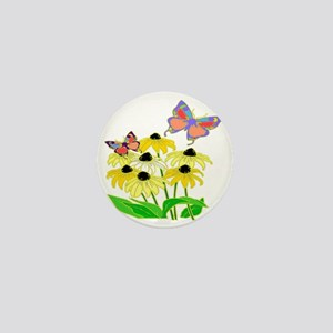 Black-eyed Susans Mini Button