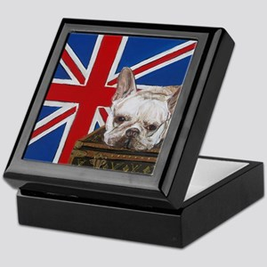 8x10FrenchBulldog  Keepsake Box