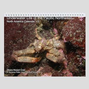 North Pacific Ocean Life Wall 2013 Calendar v3