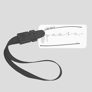 Reflect Small Luggage Tag