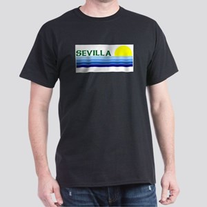 Sevilla, Spain Dark T-Shirt