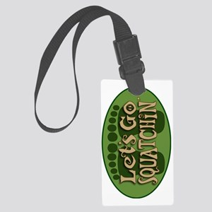lets go Large Luggage Tag