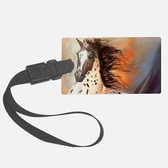Wild Horse 2 Luggage Tag