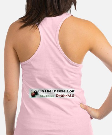 Word Pool Racerback Tank Top