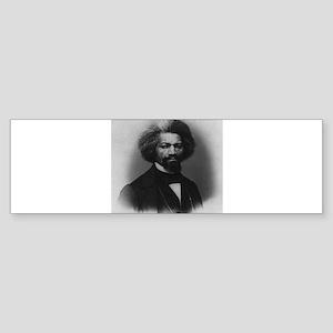 Frederick Douglass Bumper Sticker