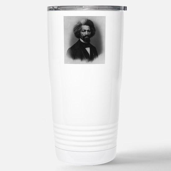 Frederick Douglass Travel Mug