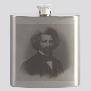 Frederick Douglass Flask