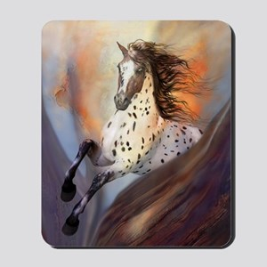 wh2_shower_curtain Mousepad