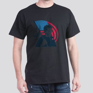 I Vote Mitt Dark T-Shirt