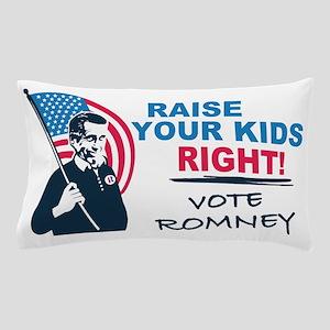 I Vote Mitt Pillow Case