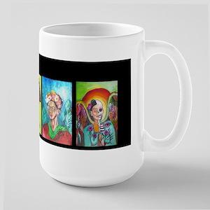 Day of the Muertos Large Mug