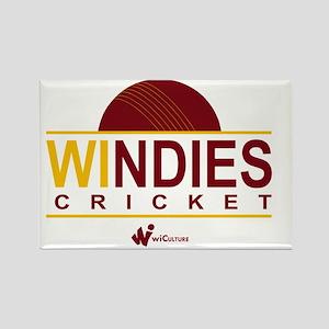 Windies Cricket Rectangle Magnet
