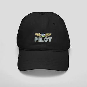 RV Pilot Black Cap