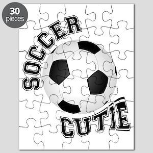 Soccer Cutie Puzzle