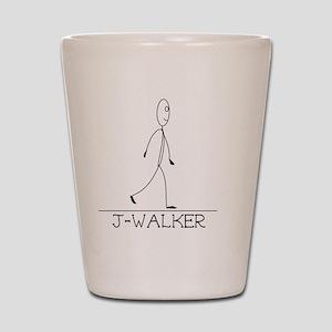J-Walker Shot Glass