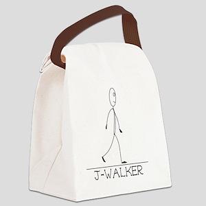 J-Walker Canvas Lunch Bag