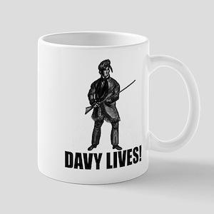 Davy Lives Mug