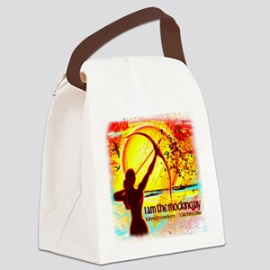 Dreams of Katniss Canvas Lunch Bag