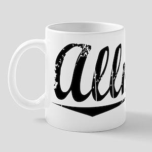 Allman, Vintage Mug