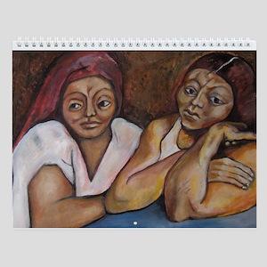 Day of the Muertos Wall Calendar