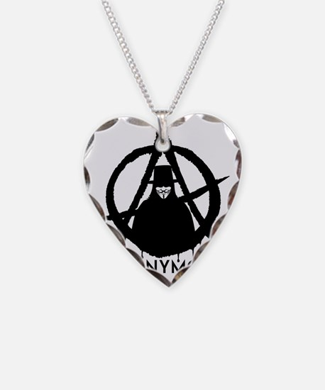 Anonymous Vendetta Necklace