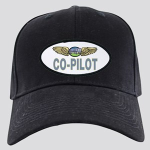 RV Co-Pilot Black Cap