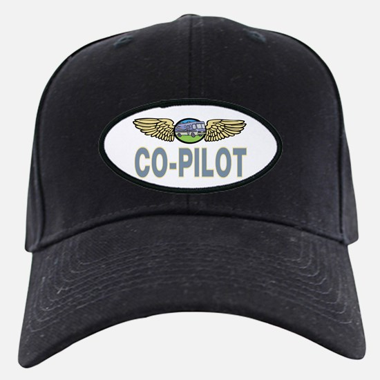 RV Co-Pilot Baseball Hat