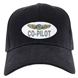 Rv pilot Baseball Cap with Patch