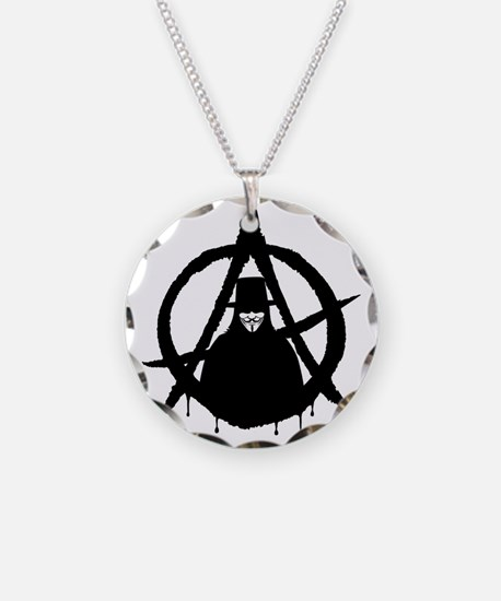 Anonymous Vendetta (only) Necklace