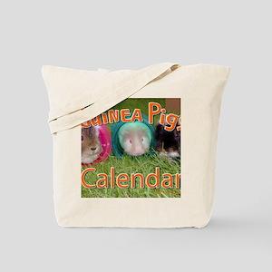Guinea Pigs #2 Wall Calendar Tote Bag