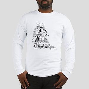 Brine Shrimp! Long Sleeve T-Shirt