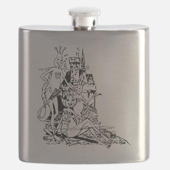 Brine Shrimp! Flask