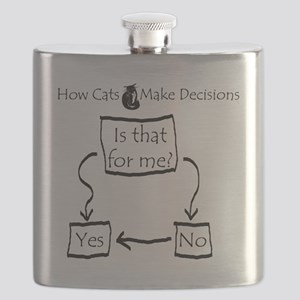 How Cats Make Decisions Flask