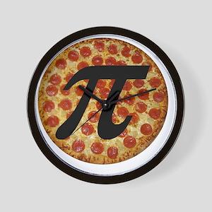 Pizza Pi Wall Clock