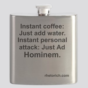 ad Hominem Flask