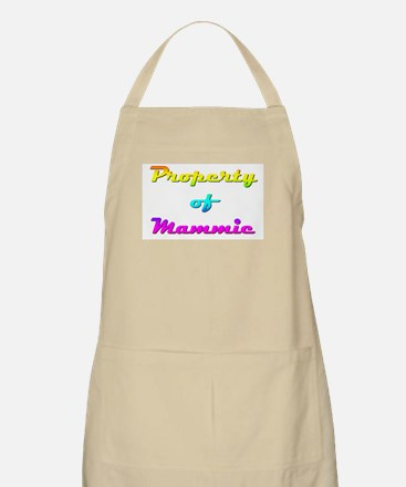 Property Of Mammie Female Light Apron
