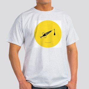Hypo-Derrick (Black/Yellow)) Light T-Shirt